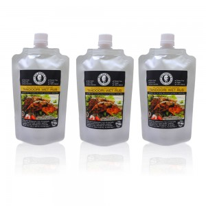 Tandoori Marinade 24oz (3 PACKS of 8oz)