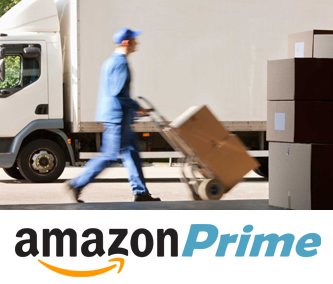 Free delivery for amazon prime members